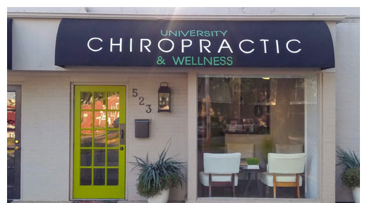 University Chiropractic & Wellness Office Building